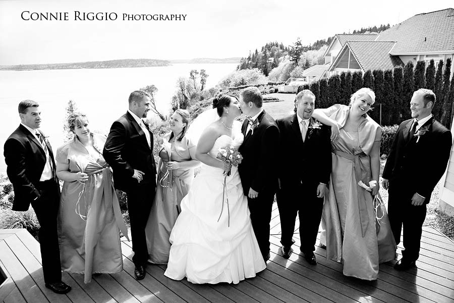 Gig Harbor Wedding Photographer