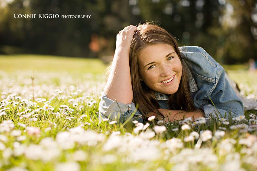 Gig Harbor Senior Portrait Photographer