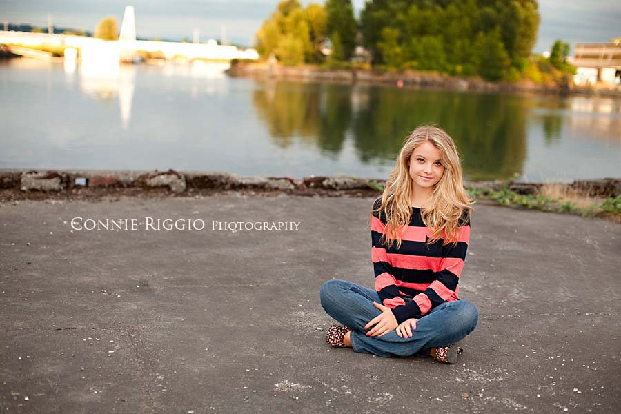 Tacoma Best Senior Photographer