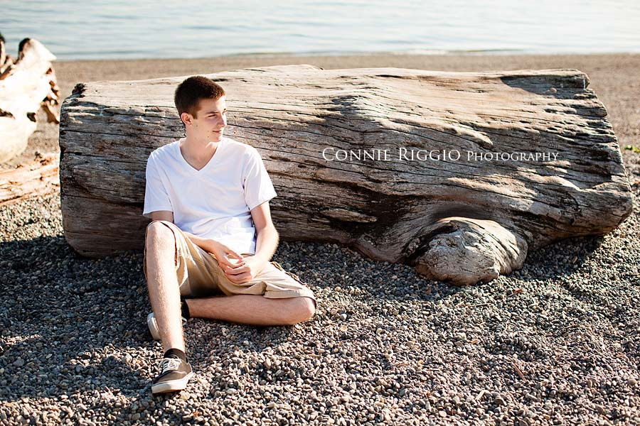 Seattle Tacoma Senior Portrait Photographer