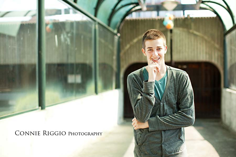 Seattle Tacoma Guy Senior Portrait Photographer