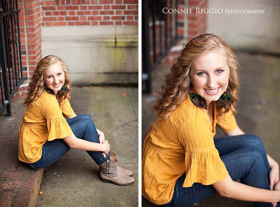 Tacoma Curtis Senior Portraits Photographer
