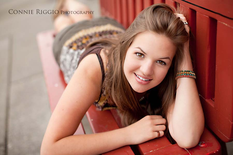 Tacoma Senior Portraits