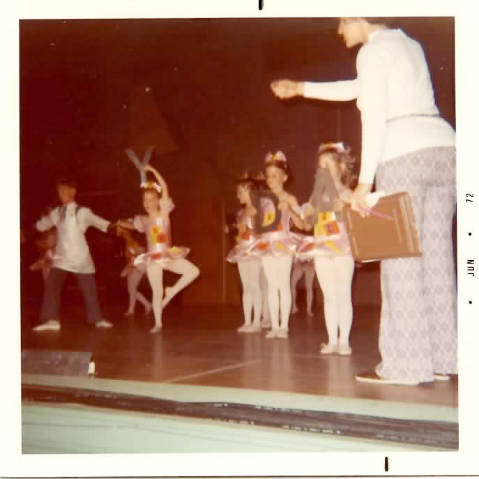 Balletacoma with Miss Jan Collum