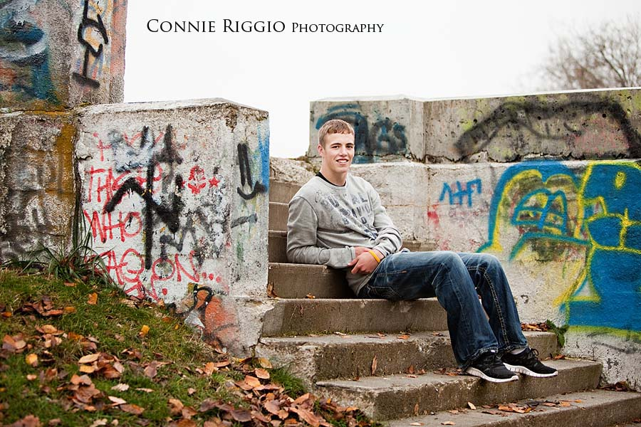 Graham Senior Portrait Photographer