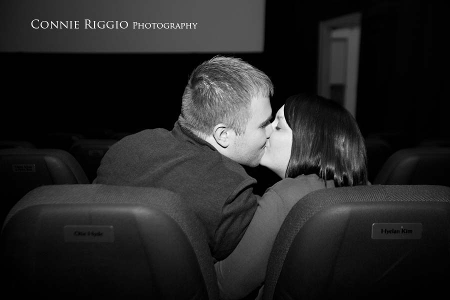 Tacoma Wedding Photographer The Grand Cinema