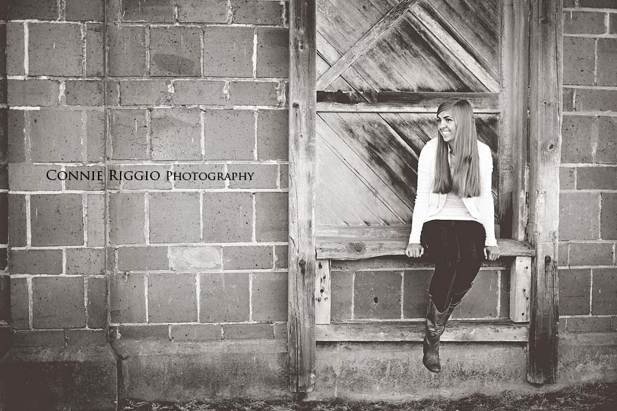 Senior Girl Charles Wright Academy Tacoma Sarah Photo