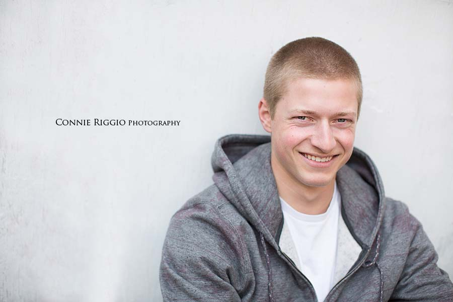 Senior Guy Rogers Puyallup Aaron Photo