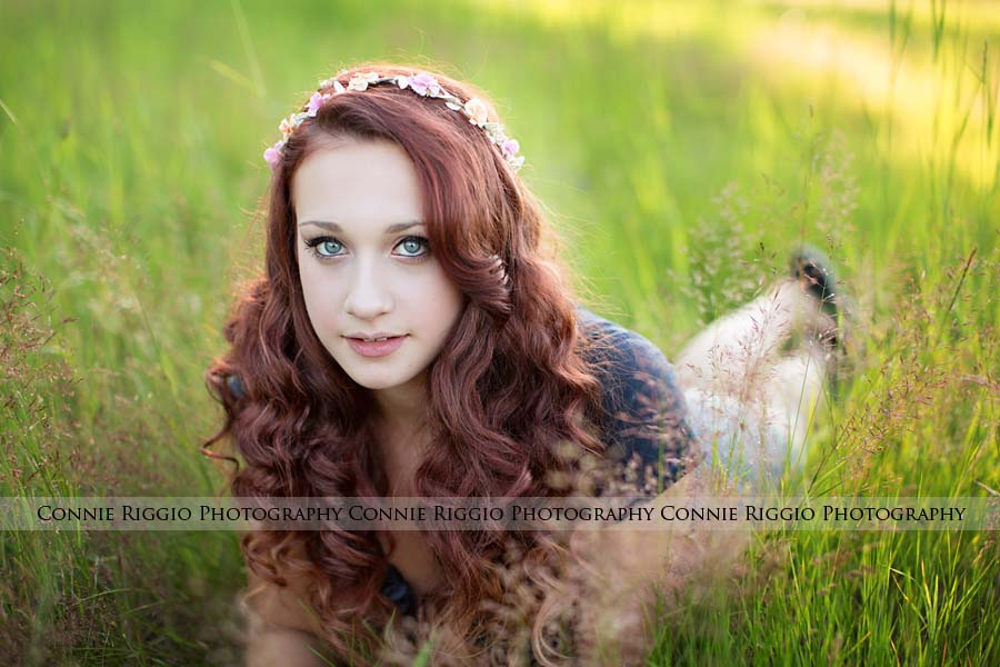 Meagan Covenant High School Tacoma Girl Junior Photo