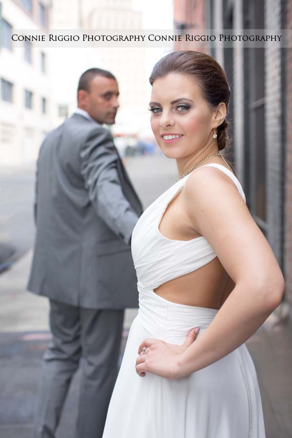 Leanne Ben Wedding Tacoma Downtown Love Photo