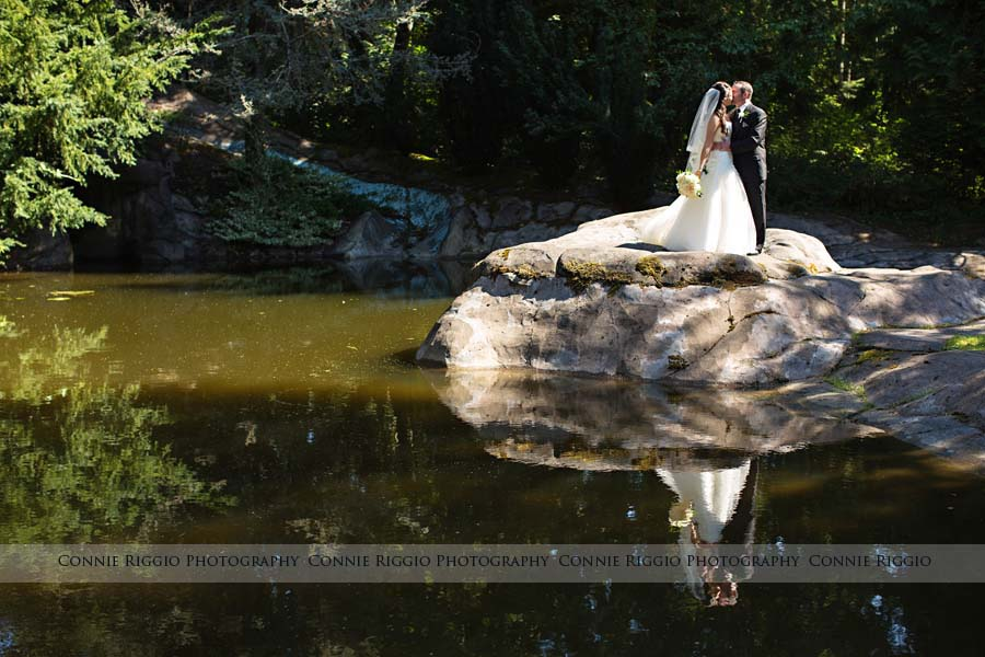 Tacoma Wedding Rock Creek Photo