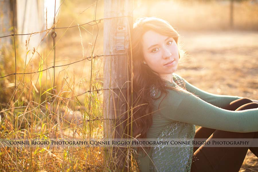 2014 Senior Franklin Pierce Tacoma Mayflower Dairy Tami Photo