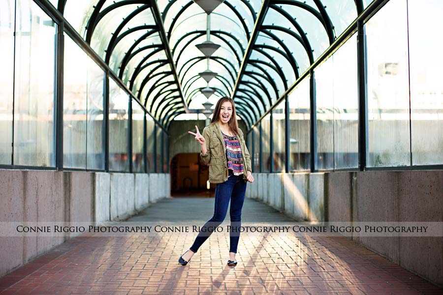 Senior Stadium Tacoma Nicole Photo
