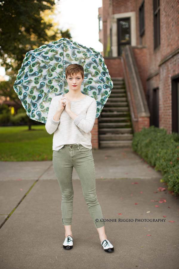 Senior Girl Tahoma High School Tacoma Kendall Photo